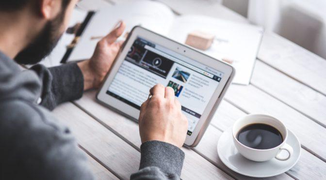 Redaktioneller Alltag und digitaler Journalismus