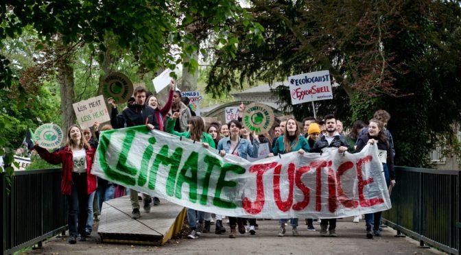 Aufmerksamkeitsdynamiken der Klimaberichterstattung